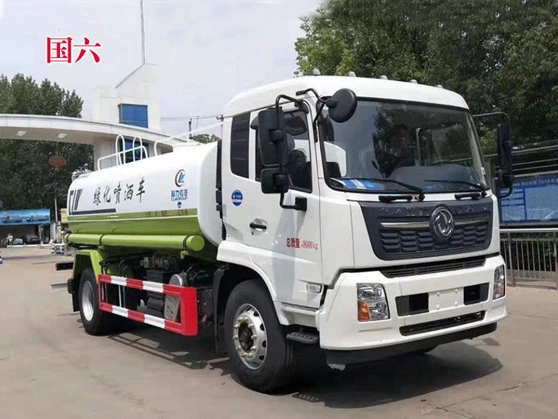 12/14吨洒水车--国六天锦