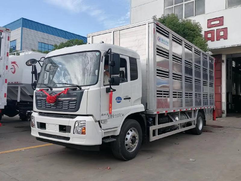 运猪车/散装饲料运输车
